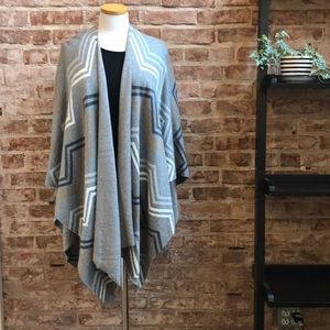 Jackets & Blazers - Reversible cape from Talbots.